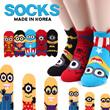 ★Free gift Event[5+1 / 10+2 / 20+4 ]Korean Best selling socks updated! MADE IN KOREA SOCKS WOMEN fashion man men socks / GIRL / /LOAFER / halloween / christmas  Intype