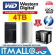 [OUT OF STOCK] WESTERN DIGITAL 4TB My Book Thunderbolt™ Duo External Hard Disk Drive - 3 Years Wty for Macbook / iMac / Macintosh