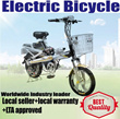 New Model Launched! Singapore No 1 Electric Bicycle/ Top Brand Yadea /Twin Suspension / Inverted Hydraulic Fork / Brembo Type front disc brake / Electric Bicycle