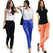 Ladies Fashion Candy Colors Harem Pants Leisure pants Working pants