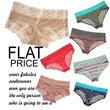 [PANTY] Best Quality/Flat Price/Branded/satisfaction guarantee