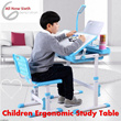 Children Ergonomic Study Table and Chair Free Delivery and Installation Newly Added Features