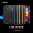 Spigen Samsung S5 Case Neo Hybrid *Authentic Guarantee* Lowest Price Spigen Product Made In Korea Free Registered Mail Delivery
