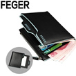 [FEGER] Cowhide-upper Wallet/ Leather Multi-purpose Mens Wallet/ Bags/Handbag/Handbags/Mans Wallet/