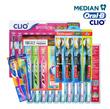 [メディアン・Oral-B・CLIO機能性歯ブラシ]歯磨き粉だけじゃ物足りない!!歯ブラシも機能性スペシャルケアで刺激なしでつるつるに~/齒石/齒垢/歯茎