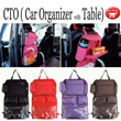Car Organizer with Table ( CTO )