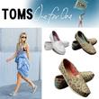 [[ TOMS ]] 無料配送 2014年夏新作 ! 100%正規品TOMS /最新上単独着て/破格セール / 女性靴 スニーカー