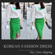 APRIL 3th update!!!2014 New arrival Fashion korean dress /tops/blouse/ Apparel Loose Fit Dress