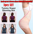 [Hide those extra summer pounds instantly!]3pcs Set Body Shaper / Slimming Corset/slimming Pants/Slimming Waist/Diet/