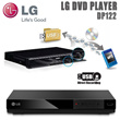 LOWEST PRICE LG DVD PLAYER DP122 GARANSI 1 TAHUN