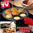★ Pancake Puff Pan - AS SEEN ON TV ★