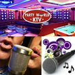$7.80 per pax for 2Hrs of Karaoke Session + 1 Soft Drink + Tidbits at Party World in 8 Locations