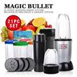 Magic Bullet Express 21-Piece High-Speed Blender Mixing System