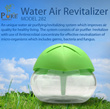 ★Best Seller★ Cheapest In Singapore! Water Air Purifier/ Revitalisor/ Passive Humidifier/ Aromatherapy Repels Mosquitoes/ Eliminates Haze!