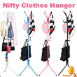 ▶[Ready Stock in Singapore]Nifty Clothes Hanger◀GDA- Coat stand-Simple&Modern design with a metal finish-2014 Upgrade version