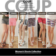 [COUP] Authentic Korean Design / Women Shorts and Long Pants Collection
