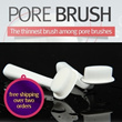[free shipping over 2 orders] 0.01mm Micro fine brush / PORE BRUSH LOWEST PRICE / Made in Korea