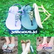 NEW JELLYSHOES!!! Cute shoes Only here with different types and colors *flatshoes* *sandals*