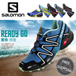 【Latest 24 Colors Salomon Speedcross 3】Powerful Outdoor Zapatillas Waterproof Cross Country Trail Sport Athletic Running Walking Shoes for Men Free Shipping