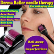 [Popular worldwide] Derma roller for Anti-Aging Micro-needle Therapy for anti-aging skin [CE certified]