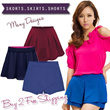 S$9.9 2014 new arrival UK style shorts and skirts BUY 2 FREE SHIPPING
