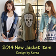 [42nd5 KOREA]2014 New Hot Item Filed Jacket and Casual Jacket Collection / Design by Korea / Direct from Korea /