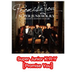 ★★Super Junior K.R.Y - Japan Winter Concert Memorial Single [Promise You] CD (Given Sweety)