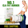 [The world`s most sold diet product] CLA Fat Burner for 30 DAYS / Weight Loss / Slimming / 1 bottle (30days)