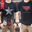 [25 Nov]SUPERHERO T-SHIRT UNISEX_[ModelBaru 10.03]_IRONMAN*HULK*CAPTAIN AMERICA*STARK* AVENGERS*BATMAN*SUPERMAN [ITEM PAGE II]