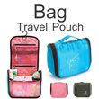 ▶The Birds Multi-Folding Travel Pouch◀▶2nd Generation Secret Travel Pouch◀ GEA GBC- Cute Color Bag in Bag / Mini Travel Pouch / Cosmetic Bag/ Luggage