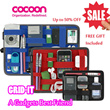 [SPECIAL DEAL SALES ] COCOON GRID-IT!™ Organizers CPG4  CPG7  CPG8  CPG20  CPG30 - For organizing smartphone  Samsung  Apple  Iphone accessories and other effects