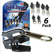 Fix A Zipper 6 Pack Fix A Zipper universal TV zipper head zipper head