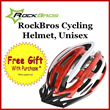 ROCKBROS Unisex Cycling Helmet cheap sales sg seller stylish free gifts