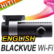 BlackVue WiFi DR500GW-HD Wi-Fi GPS Car Camera Black Box Video DVR Recorder English Viewer/ Manual