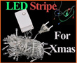 Decoration Light for Christmas Party Wedding With 8 Display Modes