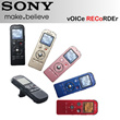 SONY Voice Recorder|with Affordable Price | Available in more type