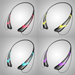 LG Tone+ HBS-760 Wireless Bluetooth Stereo Headset Earphones Sport Neckband Headsets In-ear Headphones For iPhone iPad Samsung HTC