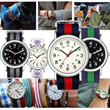 NEW ARRIVALS:)Nato watch 37 various straps weekender st   leather strap
