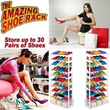 AMAZING SHOES RACK