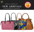 Fast FREE SHIPPING*[AUTHENTIC MCM]Best price n Best bag/shopper bag/Visetos handbag/MCM