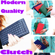 New Arrival - Modern Quality Clutch