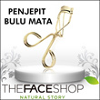 [DUMPING SALE]10 PCS X BRAND Penjepit Bulu Mata The Face Shop Korea★Eyelash Curler★Beautiful Eye★