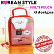 SUPER CUTE Korea Style Handbag Wallet Purse Kids Bag Wristlet Multipurpose Organizer Ladies Clutch