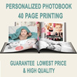 RM24.9 ONLY for 40-page Customised Softcover Photobook (Worth RM150). Other Cover Options Available.