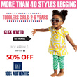 !NEW ARRIVAL!  100% AUTHENTIC BRANDED LEGGING! MORE THAN 40 COLOURS!