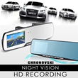 HD 1080P Rearview Mirror Car Recorder Camera The New Generation CarCam
