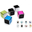 Card Speaker Subwoofer Mini card small speakers portable mobile phone mini stereo