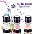 ★Popularity Blusher★(DearBerry) Toc Toc Blusher 3 Types【low price・KOREA COSMETICS】BOYFRIEND