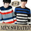 BUY 1 GET 1/ New Collections Sweater Knit for MAN 2015