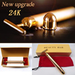 24K GOLDEN PULSE Beauty Gold Bar #1 From Korea